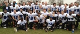 An American football team