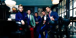 The Overtones go on tour next March