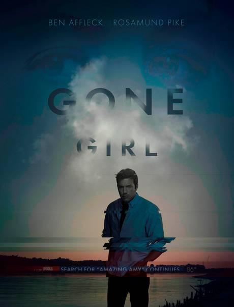 Gone Girl Promotional Poster