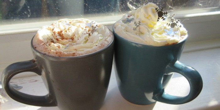 Warm autumn drinks for cold nights