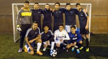 New Hindu Football League starts off with 13-2 win