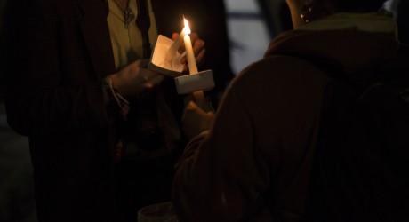 KU LGBT society commemorates victims of violence