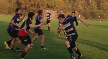 KU rugby top the table