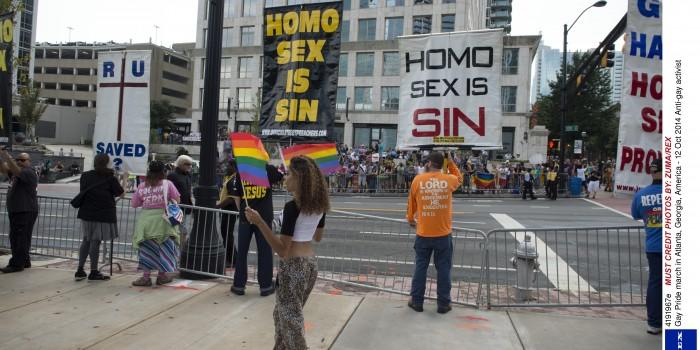 Homophobia: beating up the whole community