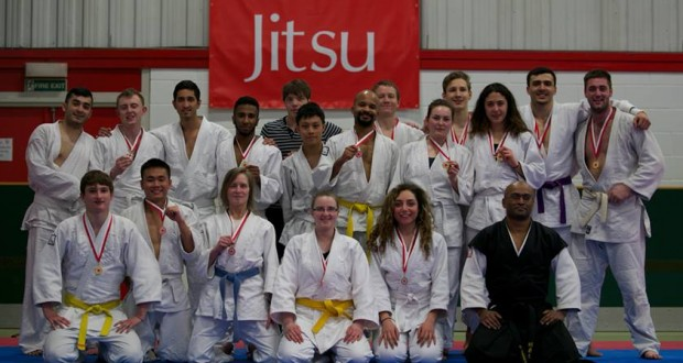Kingston Jiu Jitsu club are reigning national champions
