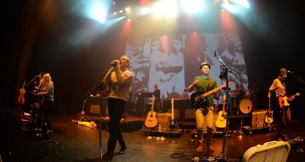 Belle and Sebastian in concert, Fillmore Miami Beach, Florida, America - 28 Sep 2014