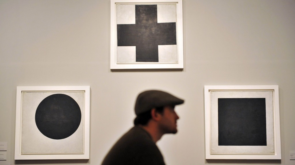 Malevich's works