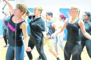 ashwim dance class