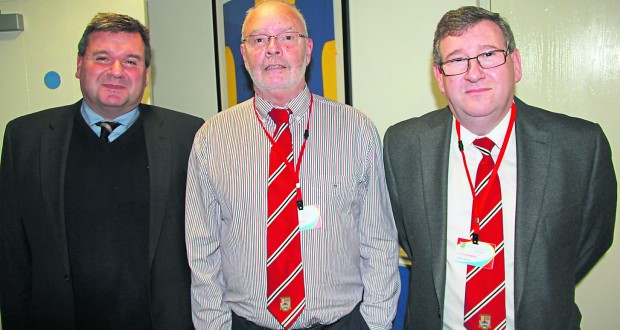 Mark Anderson, John Fenwick and Malcolm Winwright announced the news last week.