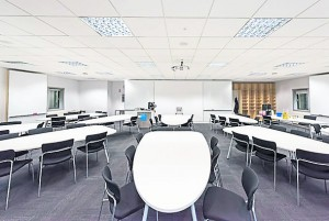 The layout was designed for a more collaborative approach. Picture: Kingston University