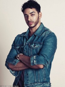 Laith Ashley De La Cruz is under the model management Slay.