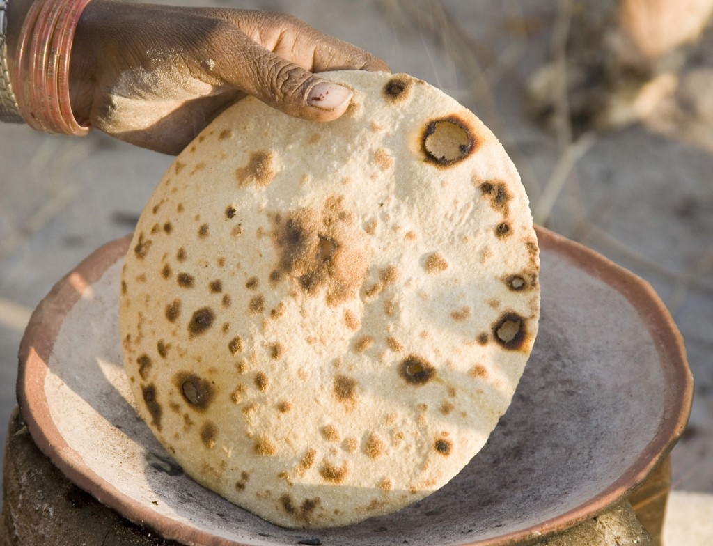 Roti Photo by Stock Connection/REX