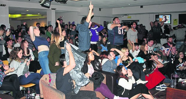 Space Bar is a popular spot for hosting social events (photo: The River)