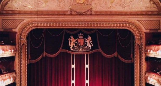 The Royal Opera House, London (Photo: Kadeem Hosein)