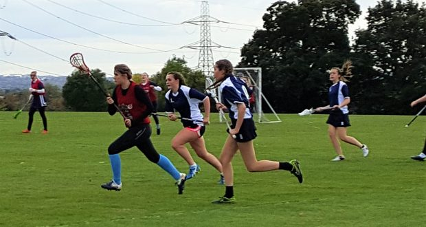 Captain Synne Johnsson scored the last goal of the match        Photo credit: Chanelle Field