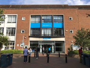 Kingston University Penrhyn Road campus. Photo Credit: Kingston University