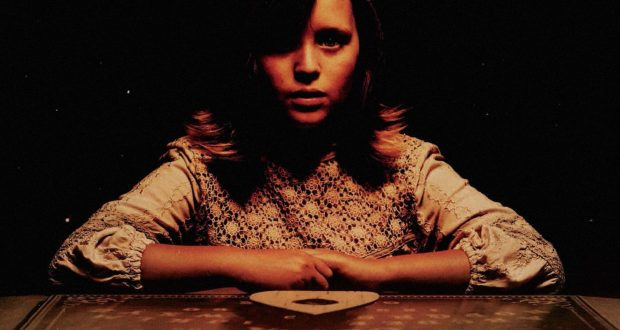 Lulu Wilson Ouija: Origin of Evil - 2016       Photo by Universal/Everett/REX/Shutterstock
