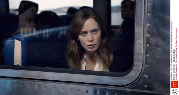 Photo by Moviestore/REX/Shutterstock (5760347a) Emily Blunt The Girl on the Train - 2016