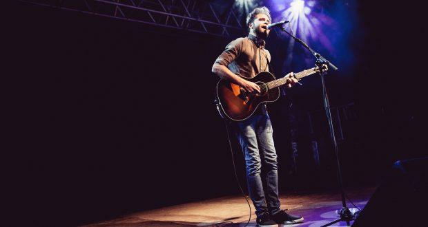 Singer-songwriter Passenger (Michael David Rosenberg) will perform in Kingston this month - Photo by: REX/Shutterstock