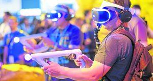 E3 - Electronic Entertainment Expo, Los Angeles, USA - 14 Jun 2016  Photo by Ringo Chiu/ZUMA Wire/REX