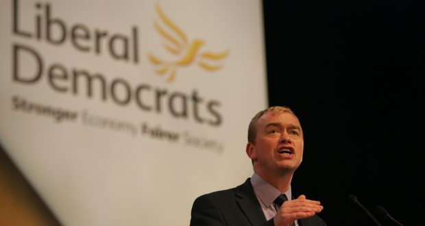 Photo by the Lib Dems Press Office