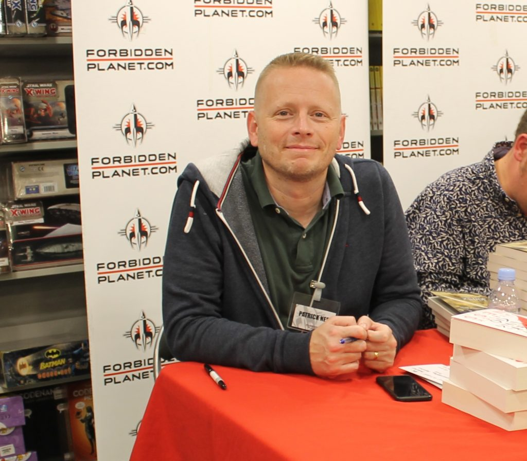 Patrick Ness, author of A Monster Calls and creator of BBC's Class. Photo: Johanna Christoph