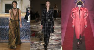 Follow next season's trends without breaking the bank. Photos: Rex Features