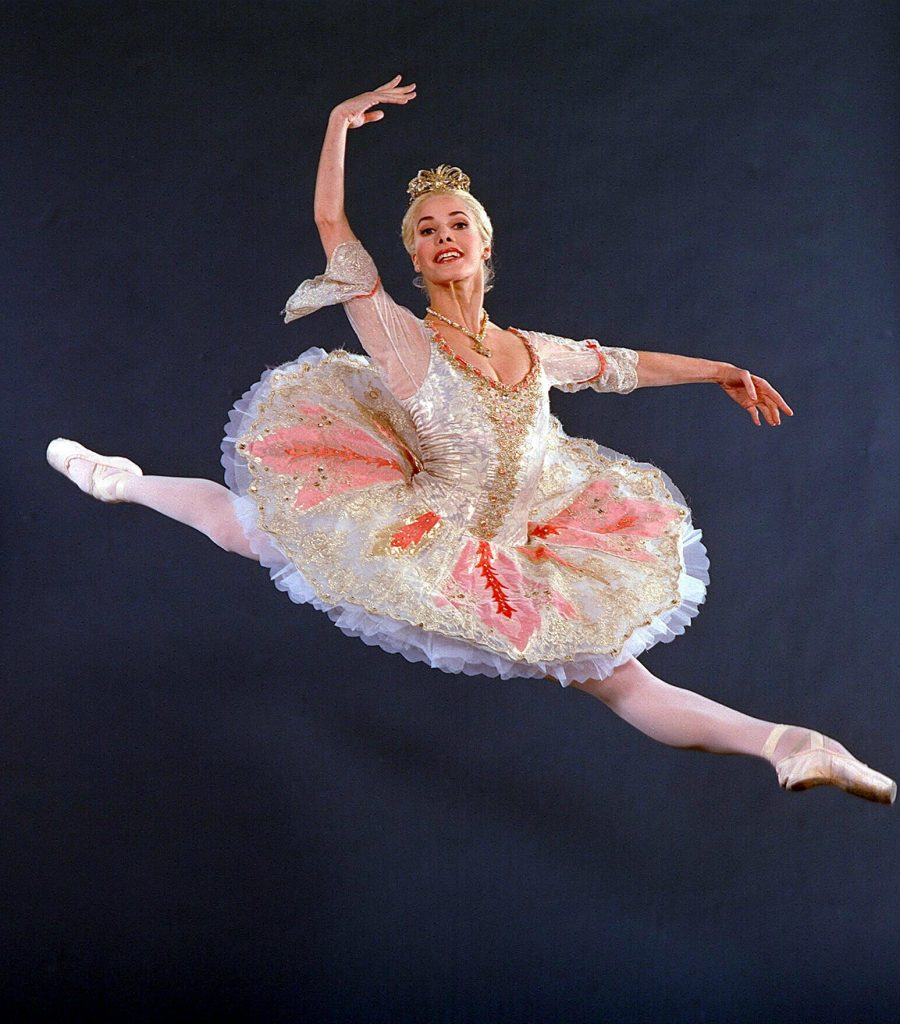 Darcey Bussell as the Sugar Plum Fairy. Photo: Herbie Knott/Rex Features