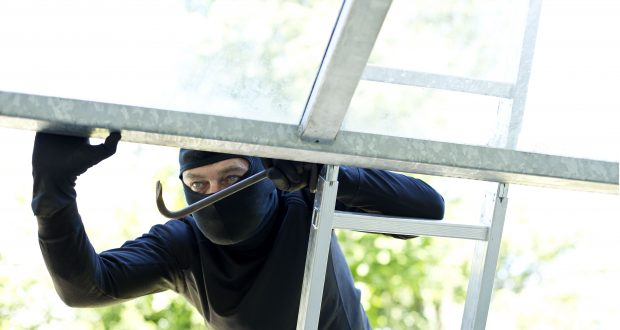 Kingston Police have seen burglaries in the new year with similarities Photo: REX