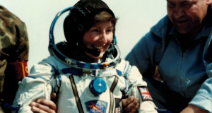 Helen Sharman was the first Briton to go to space. Photo Credit: Helen Sharman