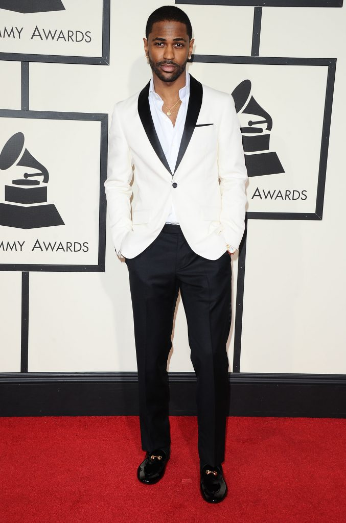 Sean at the Grammy awards last year where he was nominated for best rap sung/collaboration. Photo by Startraks
