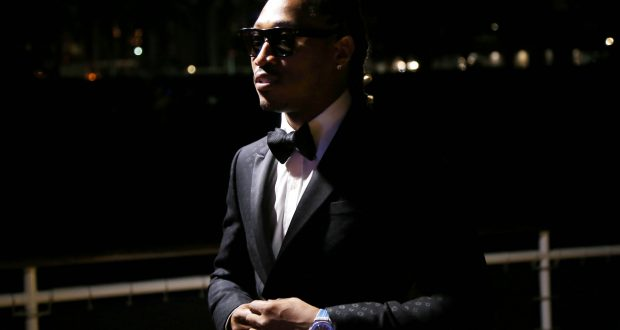 Future Hendrix dropped his new project on February 17. Photo Credit: Rex Features