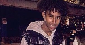 Hussein Ahmed was killed outside South Harrow tube station in November. Photo Credit: Twitter