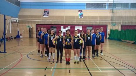 Women's volleyball has been playing really well this season, being second in their league.