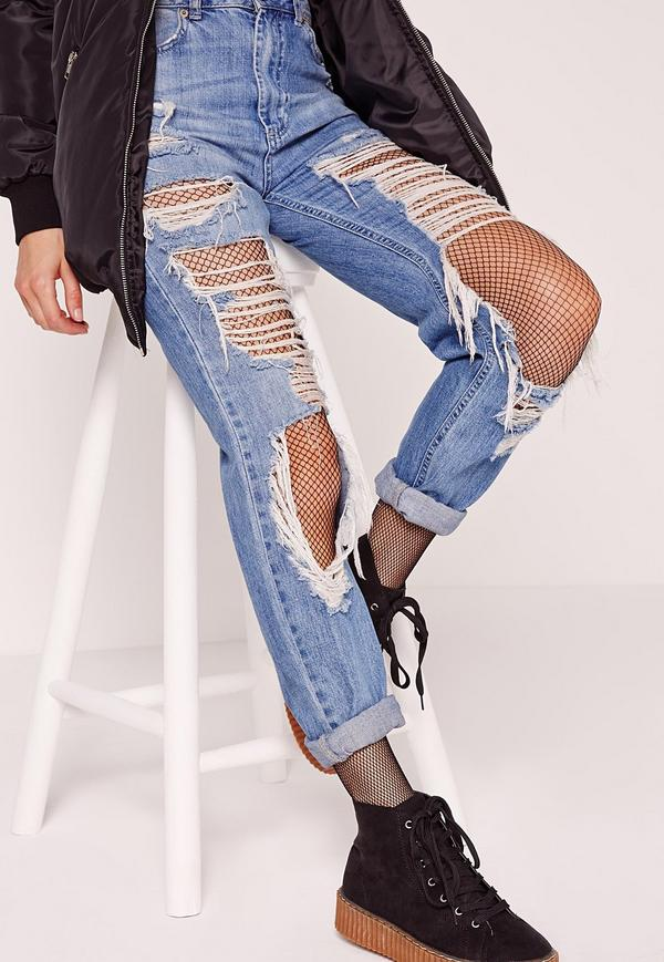 The latest trend young girls are hopping on Photo: Missguided