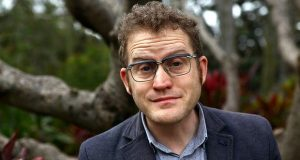 Journalist, Radio Personality and filmmaker John Safran Credit: Rex