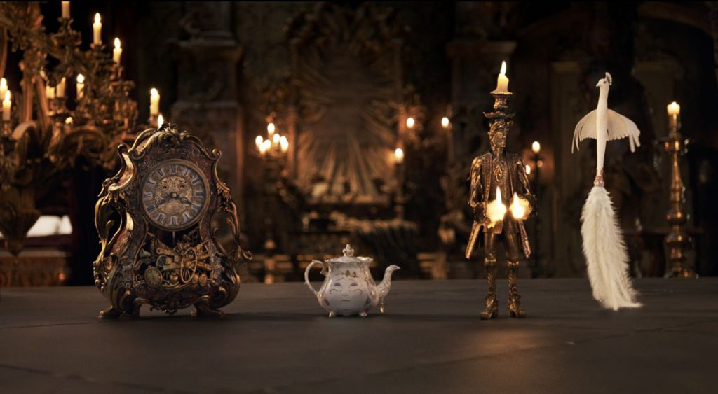 No Merchandising. Editorial Use Only. No Book Cover Usage Mandatory Credit: Photo by Moviestore/REX/Shutterstock (7523690a) Beauty and the Beast Beauty and the Beast - 2017