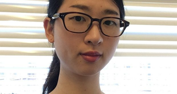 Chiemi Shimada is now a postgraduate student at Kingston University