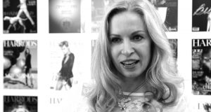 Jan Masters talks openly about her role as Editor-In-Chief at Harrods magazine   PHOTO: Vimeo