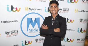 Anthony Sahota at Asian Media Awards. Photo: Anthony Sahota