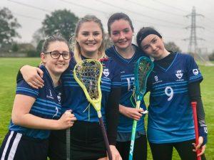 Elizabeth Jarratt, Jessica Chewter, Kelly Conklin and Sasha Boyko scored goals.