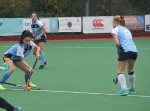 The hockey team are next in action on November 29 when they travel to Chichester. Photo: Louie Chandler.