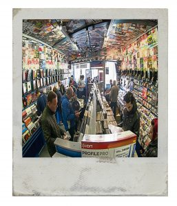 Inside Banquet Records