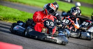 The whole team are hopeful of a successful 2018 season. Photo: BUKC