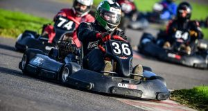 KOKS raced into the national championships that will start in January. Photo: BUKC