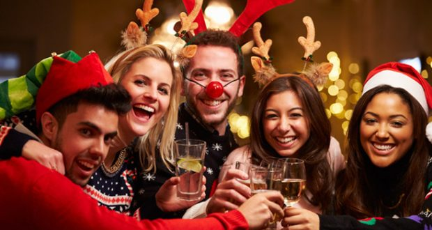 Photo: MBI - Alamy stock photo -  The different Christmas events for each type of student