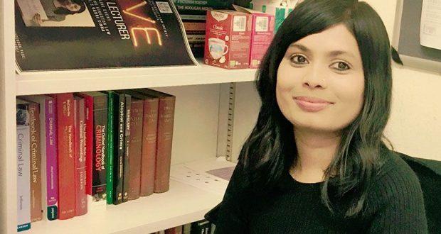 Photo: KU - Law and crime expert Dr Gauri Sinha