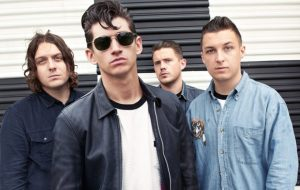 The Arctic Monkeys have yet to name their new album