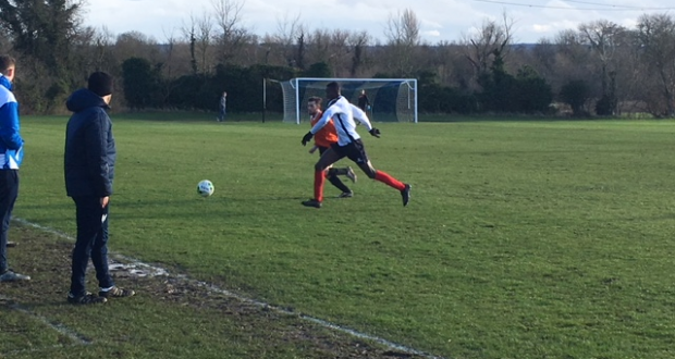 Kingston eased past Chichester 3-0 Photo: Nathan Thomas