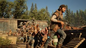 Days gone looks to be the next big zombie survival game
